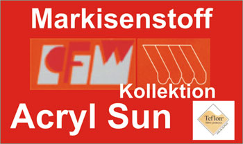 Markisenstoff Kollektion